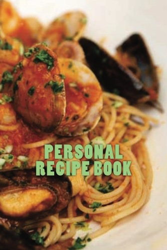 Download Personal Recipe Book pdf epub