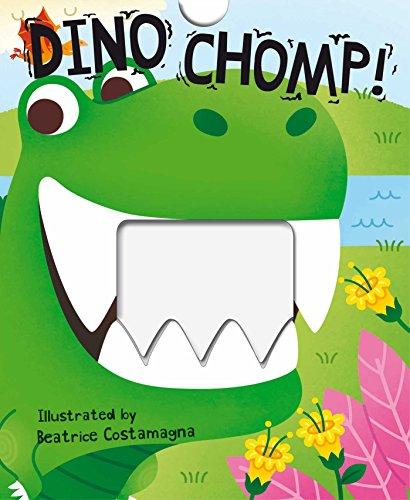 Dino Chomp! (Crunchy Board