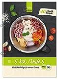 5 Sek./Stufe 5: Köstliche Beläge für warme Snacks aus dem Thermomix