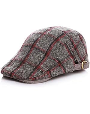 Caps Kids Tweed Page Boy Newsboy Baby Kids Driver Cap Hat
