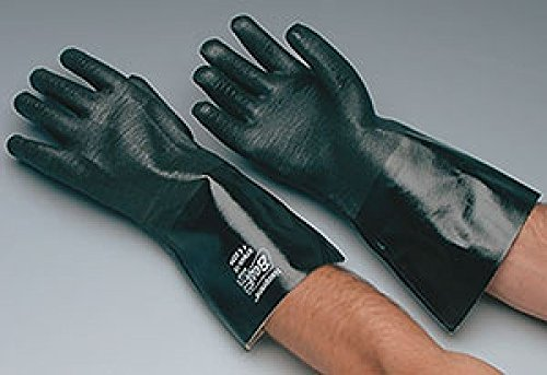 SHOWA Neoprene Gloves w/ 12'' gauntlet - L
