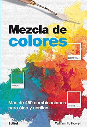 Mezcla De Colores (Spanish Edition)