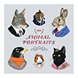Berkley Bestiary Animal Portrait 2018 (Calendars 2018)