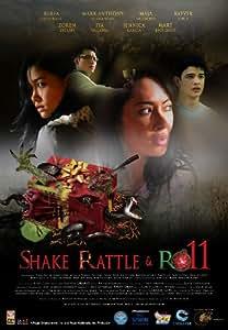 Shake Rattle & Roll 11 - Philippines Filipino Tagalog DVD Movie