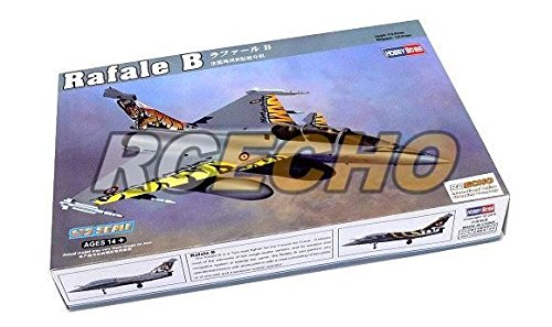 RCECHO® HOBBYBOSS Aircraft Model 1/72 Rafale B Scale Hobby 87245 B7245 with RCECHO® Full Version Apps Edition