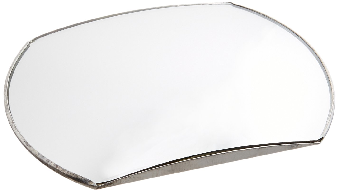 CIPA 49402 4 x 5.5 HotSpots Oblong Stick-On Convex Mirror
