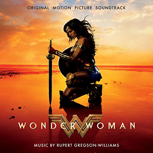 Wonder Woman Vinyl - Wonder Woman: Original Motion Picture Soundtrack [2 LP]