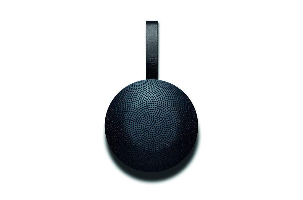 Vifa Reykjavik コンパクトHiFi Bluetoothスピーカー - アイスケーブブルー B07H95687C