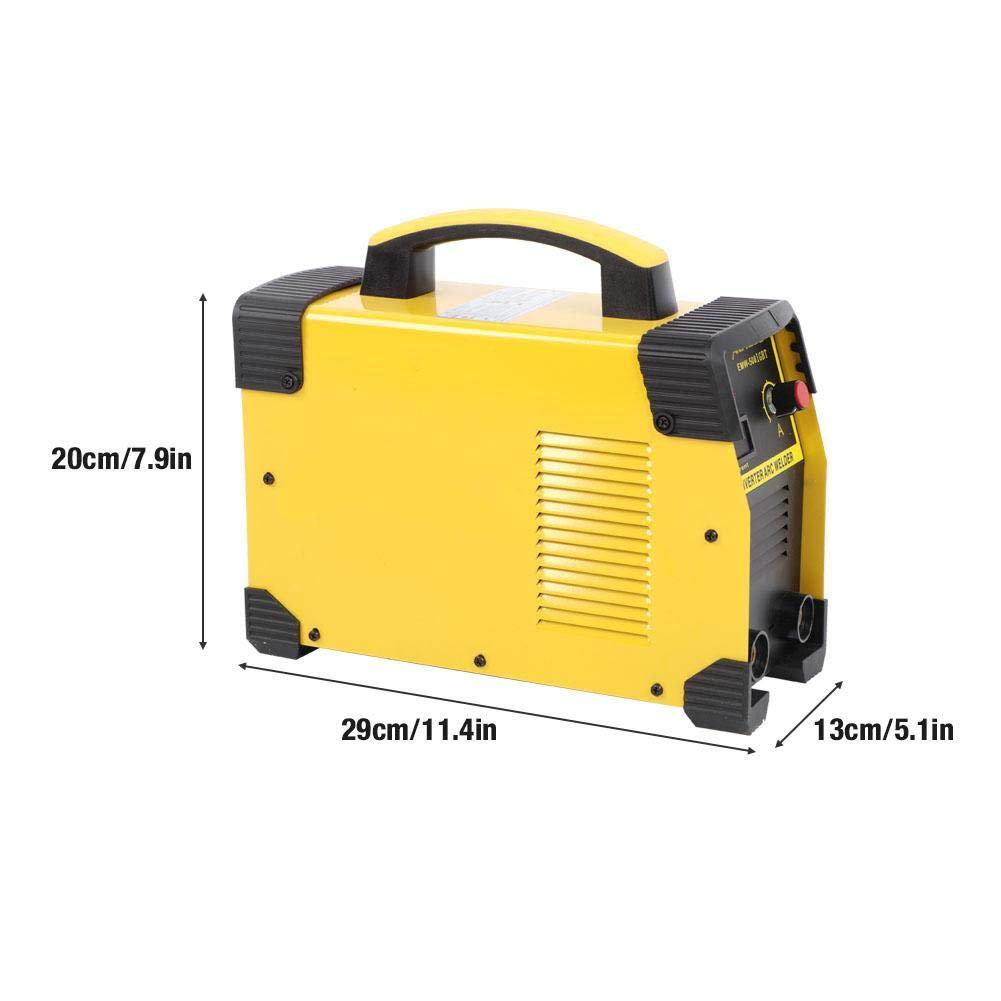 Portable DC Inverter Arc Welding Machine,AUTOOL EWM508 110V//220V Mini Welder 20-160A Handheld Welding Machine