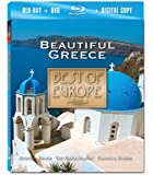 Best of Europe: Beautiful Greece [Blu-ray + DVD + Digital Copy]