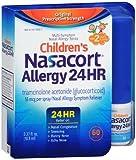 Nasacort Allergy 24HR Spray Children's - 0.37 oz, Pack of 2