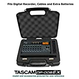 Casematix Recorder and Accessory Hard Case