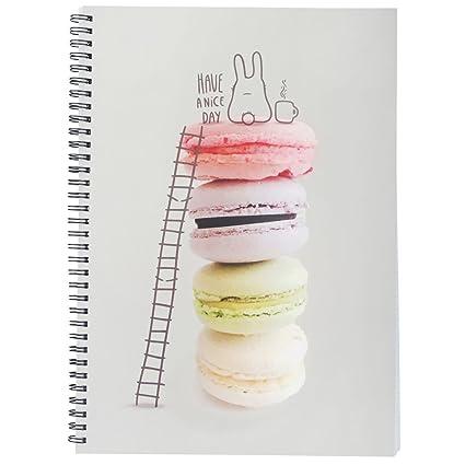 Amazon.com : Sentio Notebook Agenda Diary Notepad Memo ...
