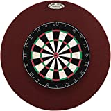 Dart-Stop 29 inch Round Burgundy Pro Dart Board