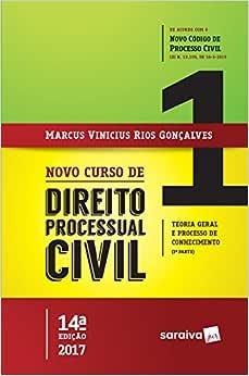 Novo Curso de Direito Processual Civil - Volume 1: Marcus