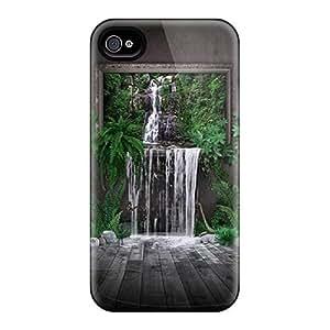 Unique Design HTC One M7 Durable Cases Covers Jungle