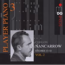 Player Piano Studies E