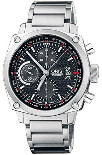 Oris-BC4-Black-Dial-SS-Chronograph-Automatic-Mens-Watch-67476164154MB