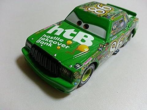 Mattel Disney Pixar Cars No.86 Chick Hicks Diecast Metal Toy Car 1:55 Loose New - Cars Mega Mack Playset