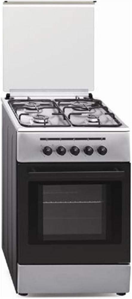 Vitrokitchen CB55IB - Cocina (53 L, 1800 W, propano/butano ...