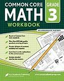 3rd Grade Math Workbook: CommonCore Workbook
