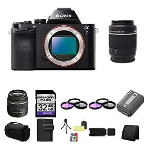 Amazon Com Sony A7 Full Frame Digital Lens Camera Body
