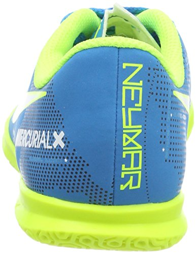 NIKE Football armory de Blue Navy Jr IC Vortex White Chaussures Orbit MercurialX III Sx Bleu Mixte blue Enfant Orbit rqr80FAw