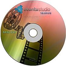 Ubuntu Studio 18.04 - Ubuntu for Musicians and Graphic Artists - 64-bit DVD