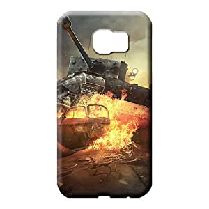 samsung galaxy s6 edge Protection Plastic High Quality phone covers world of tanks online game