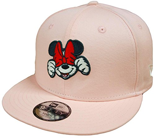 Price comparison product image New Era Disney Xpress Minnie Mouse 9fifty 950 Youth Snapback Cap Pink Kids Kinder children