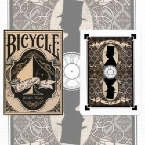 Doctor Jekyll Deck Bicycle Playing Cards Alakazam UK CARDSBICJEKYLL