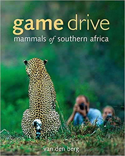Book Game Drive: Mammals of Southern Africa