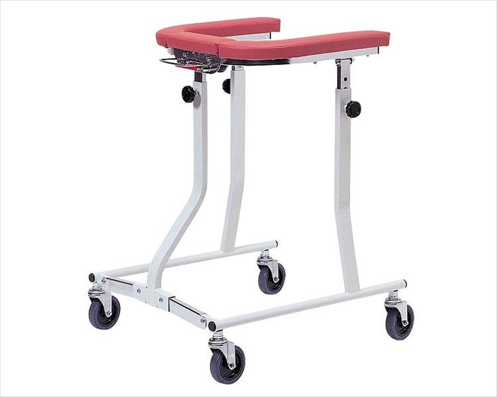 日進医療器 折りたたみ式歩行車四輪自在 B00CBQ8QUM