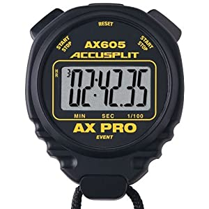 ACCUSPLIT AX605 PRO EVENT Stopwatch