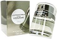 Unpredictable Pour Homme by Glenn Perri for Men - 3.4 oz EDT Spray