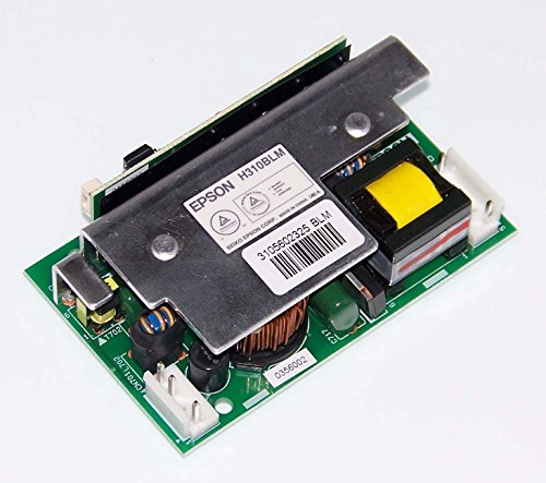 OEM Epson Ballast Specifically For: PowerLite 84+, 85+, PowerLite Home Cinema 705HD, PowerLite Presenter, PowerLite S7, W7