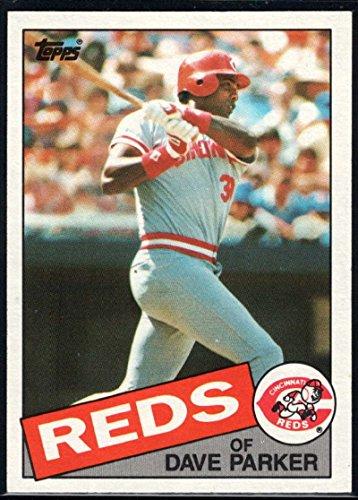 Baseball MLB 1985 Topps #175 Dave Parker - Reds Dave Parker Topps