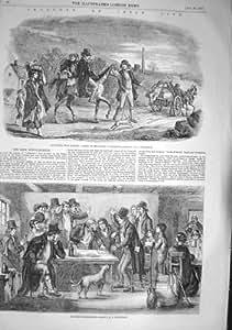 PROFESOR IRLANDÉS 1857 de KILKENNY del MERCADO de IRLANDA de la VIDA [Cocina y Hogar]