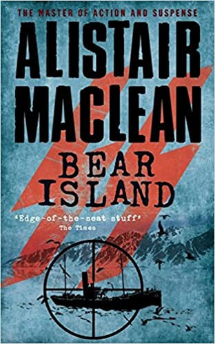 Amazon com: Bear Island (9780006164340): Alistair MacLean: Books