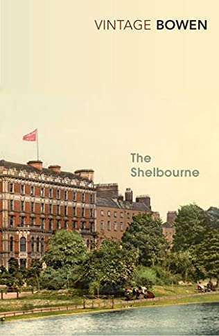 book cover of The Shelbourne
