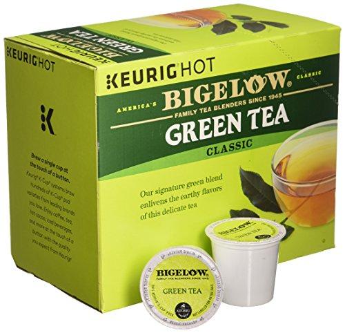 Bigelow Green Tea K-Cup for Keurig Brewers, 96 Count by Bigelow Tea (Image #2)