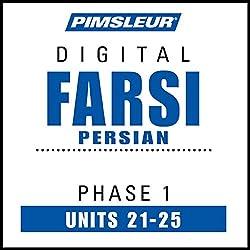 Farsi Persian Phase 1, Unit 21-25