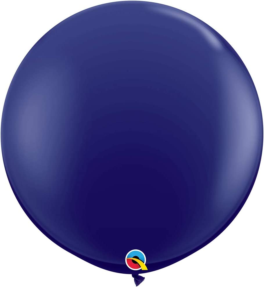 Qualatex 057129 Navy Blue, 36