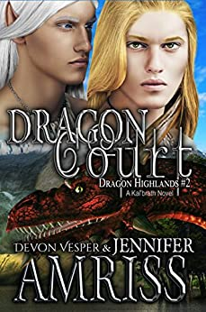 Dragon Court Gay Fantasy Romance ebook product image