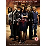Sanctuary: The Complete Second Season [DVD] by Amanda Tapping