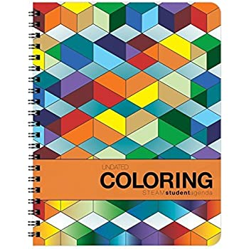 Amazon.com: Acción Publishing Coloring planificador ...