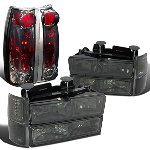 96 chevy silverado tail lights - 4