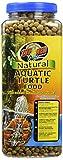 Zoo Med Natural Aquatic Turtle Food, Growth Formula, 13-Ounce
