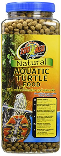 Zoo Med Natural Aquatic Turtle Food, Growth Formula, 13-Ounce by Zoo Med