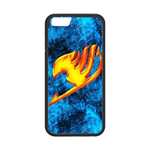 Fairy Tail iPhone 6 4.7 Inch Cell Phone Case Black Exquisite gift (SA_504297)